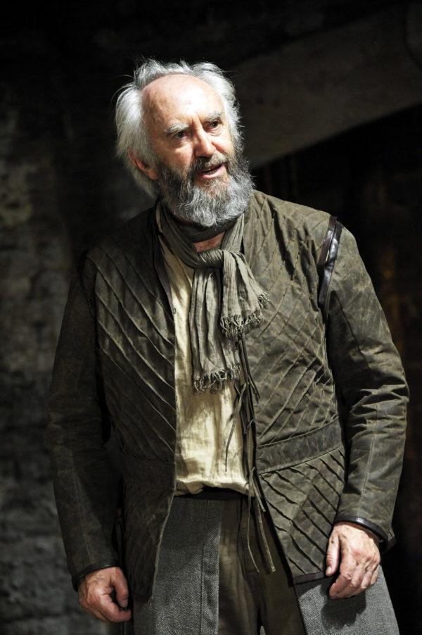 Jonathan Pryce as King Lear | Almeida 2012