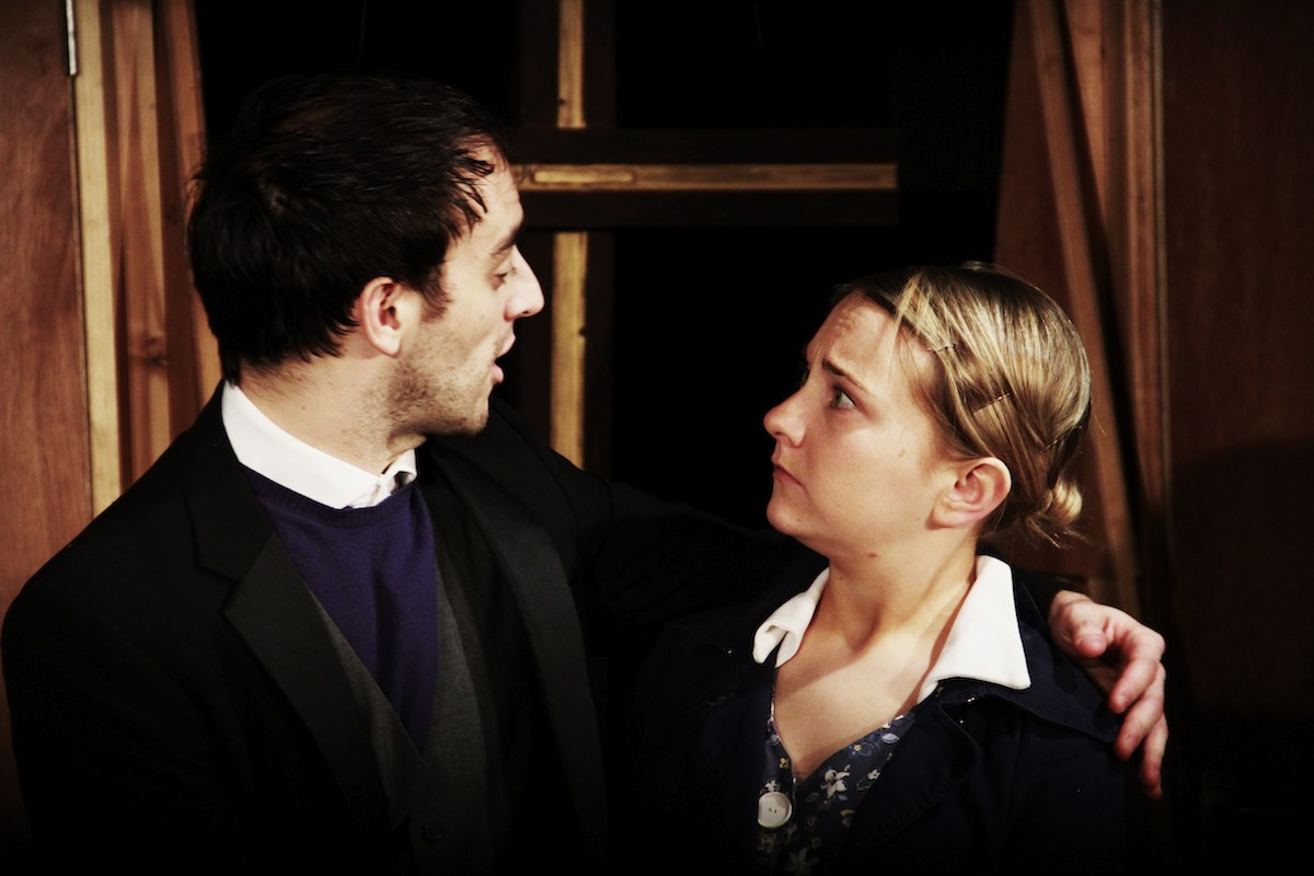 Death in Greenwich by Andrew Doyle | Laugh Your Farce Off by Big Bear Theatre, Pleasance 2013